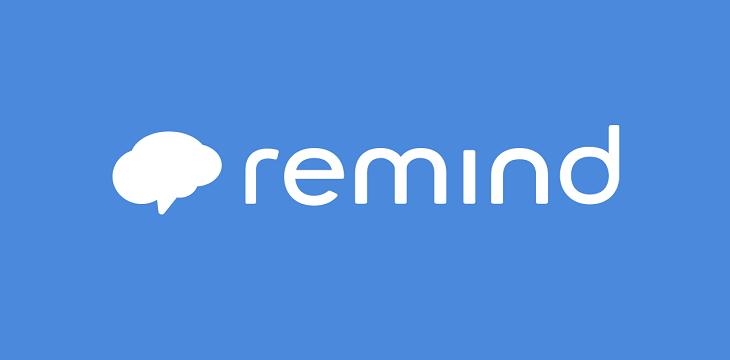 米国Edtechスタートアップ 「remind」って知ってますか?